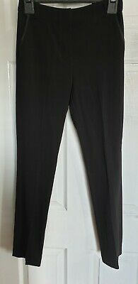 New Look School Slim Fit Trousers Black  Girls aged 13 years
