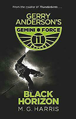 Black Horizon: Book 1 (Gemini Force I), Harris, M. G., Used; Good Book