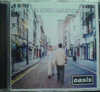 Oasis-(What,s the Story)Morning Glory1995 cd