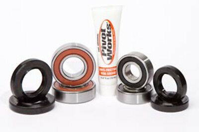 Raptor 250 Front Wheel Bearing Rebuild Kit Replacement Pivotworks Y09-000 YFM