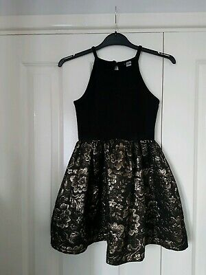 River Island Girls Party Dress Age 7 Years