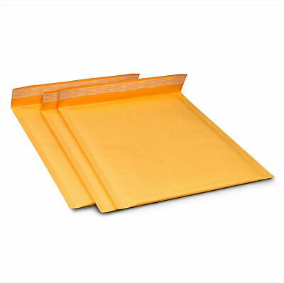 """5x8 #000 EXTRA WIDE KRAFT BUBBLE MAILERS SHIPPING MAILING PADDED ENVELOPES 5""""x7"""""""