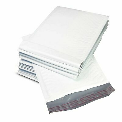 "6x10 #0 POLY BUBBLE PADDED MAILERS ENVELOPES SHIPPING MAILING BAGS 6"" X 9"""