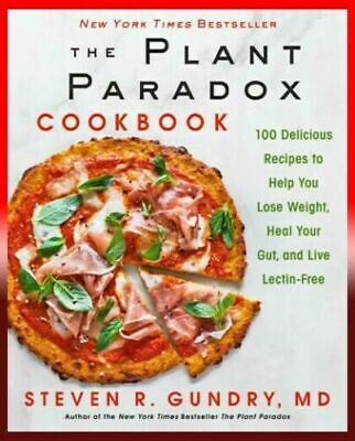 [FAST SHIPPING] The Plant Paradox Cook book 2018 by Gundry MD (P.D.F) ✔️