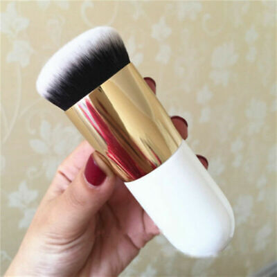 Soft Flat Foundation Face Blush Kabuki Powder Contour Cosmetic Brush Makeup Tool