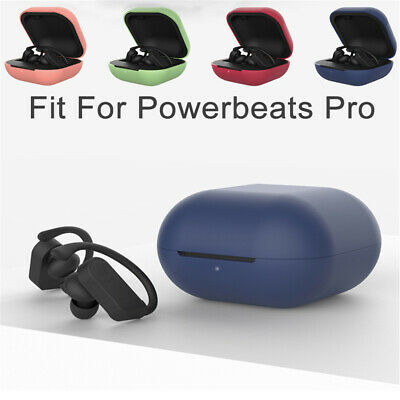 Protective Silicone Case Cover Soft Gel Full Cover For Beats Powerbeats Pro