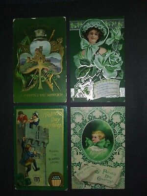 4 St. Patrick's Day Cards
