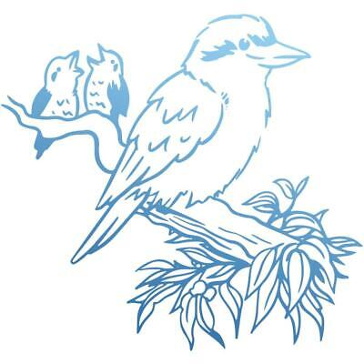 Couture Creations Clear Stamp - Sunburnt Country - KOOKABURRA