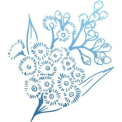 Couture Creations Clear Stamp - Sunburnt Country - ACACIA BLOOMS