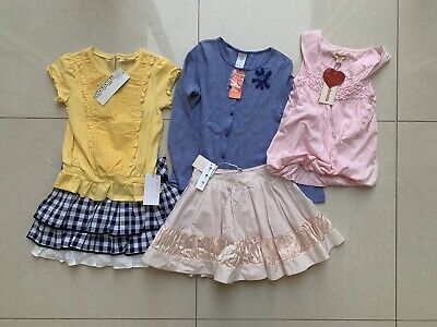 Brand New With Tags Girls Size 6-7 Bundle Of Clothing