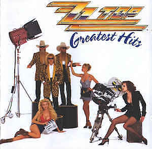 ZZ Top ‎– Greatest Hits CD
