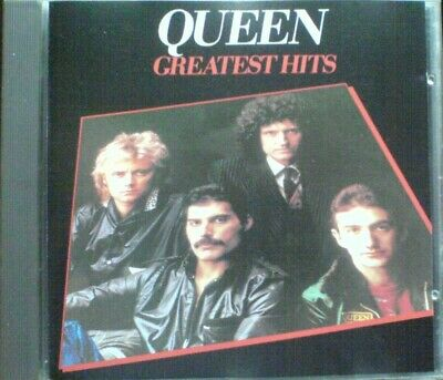 Queen-Greatest Hits,1994,digitally remastered,cd