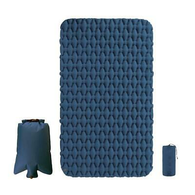 Inflatable Camping Sleeping Pad Ultralight Air Mattress Mat for Hiking Outing