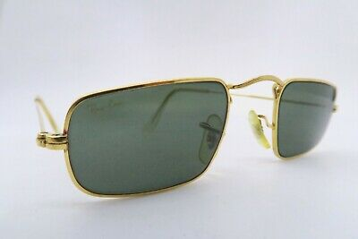 Vintage B&L Ray Ban sunglasses Classic Collection etched lens Mod W0982 WRAW