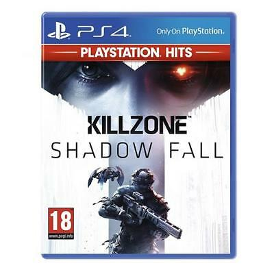 Killzone Shadow Fall PS4 Game for Sony PlayStation 4 PlayStation Hits NEW
