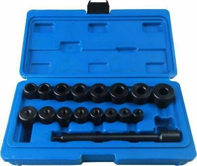 Clutch Alignment Tool Kit 17pc Universal Bergen Aligning Adaptor Set