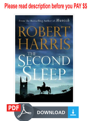 The Second Sleep: the Sunday Times #1 bestselling novel by Robert (EB00K , 2019)