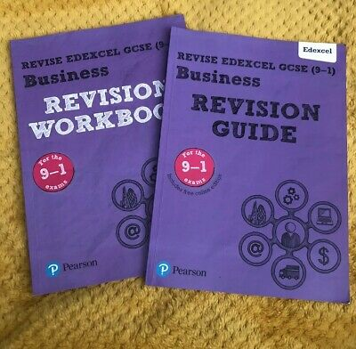 Revise Edexcel GCSE (9-1) Business Revision Workbook And Guide