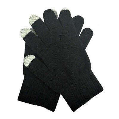 Smartphone Touch Screen Winter Knit Gloves 2 PAIRS!!Unisex Tablet Automotive