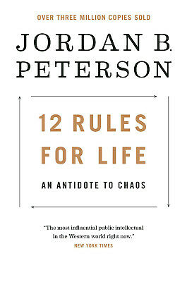 12 Rules for Life by Jordan B. Peterson (E-B O O K) ⚡FAST DELIVERY⚡