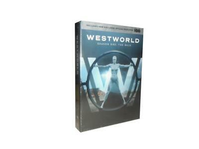 Westworld: The Complete First Season 1 (DVD, 2017, 3-Disc Set)