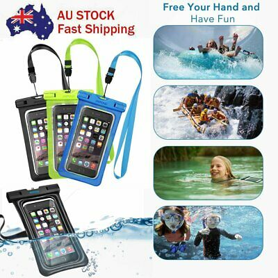 MPOW Floating Waterproof Underwater Phone Pouch Bag Case Cover for Galaxy Phone