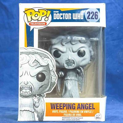 Funko Pop Vinyl Figure Television Doctor Who #226 Weeping Angel Vaulted FUN5258