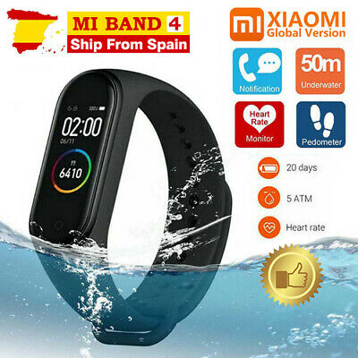Xiaomi Mi Band 4 NFC Smart Wristband Bracelet Watch Waterproof Touch Screen