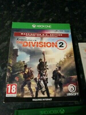 Tom Clancy's The Division 2 - Amazon Limited Edition (Xbox One, 2019)