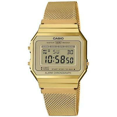 New Collection Casio Gold Maglia Milano Digital Vintage A700Wemg-9Aef