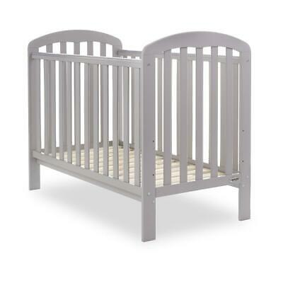 Obaby Lily Cot (Warm Grey) Suitable From Birth - OFFER! was £139.99