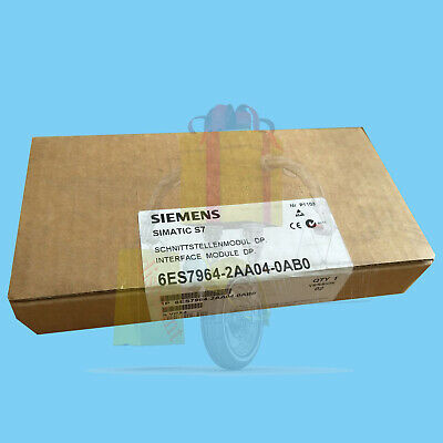 1PC New In Box Siemens 6ES7964-2AA04-0AB0 6ES7 964-2AA04-0AB0 Fast Shippping