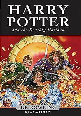 Harry Potter and the Deathly Hallows (Book 7) [Childrens Edition], J. K. Rowling