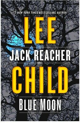 Blue Moon: A Jack Reacher Novel by Lee Child E-B00K (P.DF | E-PUB) 2019