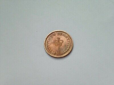 40th Birthday/Anniversary Gift; Half Pence 1/2p New Penny 1979 collectable coin