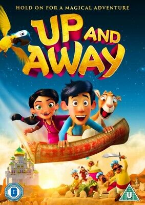 DVD - Up and Away - ID3z - New