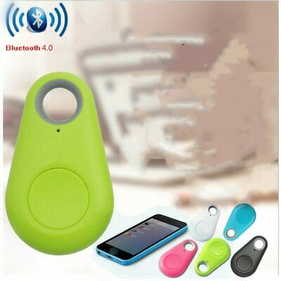 Waterproof Bluetooth Tracker Tag, Locator for Kids Pets and Keys Finder Device