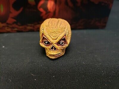 """2019 NECA Trick 'r Treat Sam Ultimate 4"""" Figure: Unmasked Moving Mouth Head ONLY"""