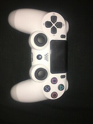 Sony Playstation PS4 DualShock 4 V2 Wireless Controller -  White.