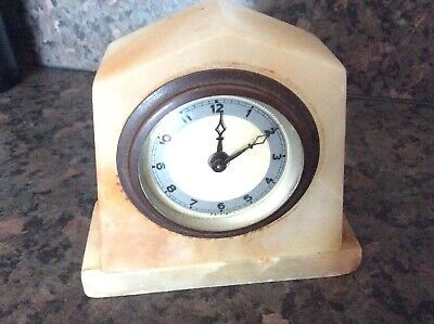 Old Marble Clock
