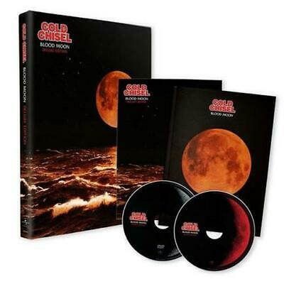 COLD CHISEL Blood Moon (Limited Deluxe Edition) CD+DVD NEW