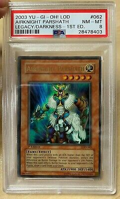 LOD-062 Ultra Rare Unlimited New Legacy of 1Airknight Parshath