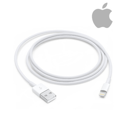 Cavo Originale Apple Carica Batteria Per iPhone Cavetto 2M Usb Dati Lightning