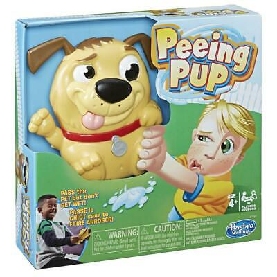 Hasbro Gaming Peeing Pup Game Fun Interactive Game for Kids & Family Ages 4+