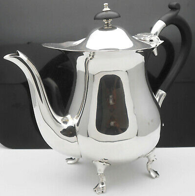 Vintage Mappin & Webb Silver Plated Tea Pot - Princes Plate