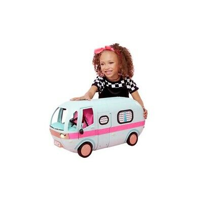LOL Surprise 2-in-1 Glamper Fashion Camper with 55 Surprises.Super Delivery
