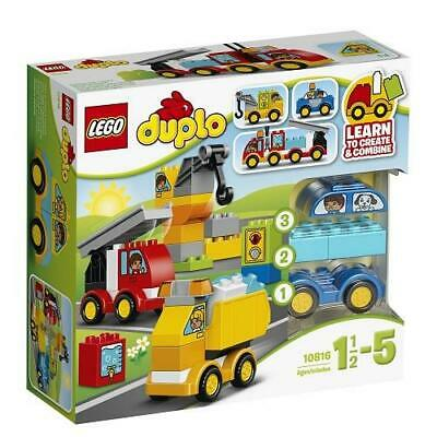 10816 LEGO® DUPLO® My First Cars and Trucks - NEW - Authorised Retailer