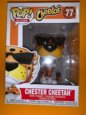 Cheetos Chester Cheetah Pop! Vinyl Figure 77 - Ready2Ship