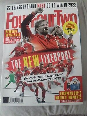 442 FourFourTwo Magazine Issue 292 October 2018