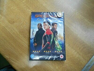 Marvel......spider Man  -  Far From Home.....dvd